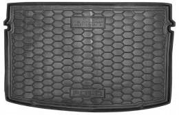 Коврик в багажник  VW Polo (2018>) (хетчбэк) AvtoGumm