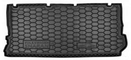 Коврик в багажник  VW Sharan (1995-2000) (7мест) AvtoGumm