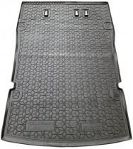 Коврик в багажник  VW Caddy MAXI (5мест)▬ AvtoGumm