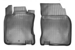 Коврики салонные для Nissan Qashqai (J11) (2014) (пер)