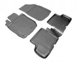 Unidec Коврики салонные для Nissan Terrano (2WD) (2014) Renault Duster (2WD) (2011)
