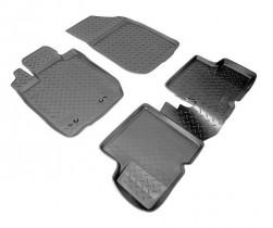 Unidec Коврики салонные для Nissan Terrano (4WD) (2014) Renault Duster (4WD) (2011)