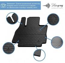 Stingray Коврики в авто MERCEDES BENZ W166 ML 11/W166 GLE 15/C292 GLE Coupe 15/X166 GL 12/X166 GLS   передние
