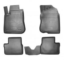 Unidec Коврики салонные для Peugeot 2008 (2013) (АКПП)