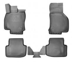 Unidec Коврики салонные для Skoda Octavia III (A7) 3D (2013)