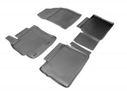 Коврики салонные для Toyota Corolla (E16) (2013) Unidec