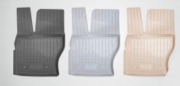 Коврики салонные для Toyota Corolla (E16) (2013) Бежевый Unidec