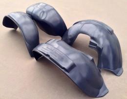 Mega Locker Арочные подкрылки для RENAULT DUSTER (с 2010)