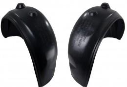 Mega Locker Арочные подкрылки для RENAULT TRAFIC II (OPEL VIVARO) (2001-2013) задние