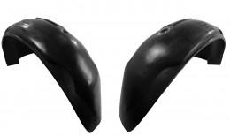Mega Locker Арочные подкрылки для RENAULT TRAFIC II (OPEL VIVARO) (2001-2013) передние