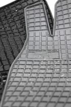 EL TORO Резиновые коврики в салон Opel Zafira A i B 3rd row 1999-2005