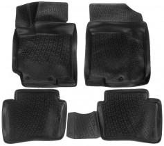 L.Locker Коврики в салон Hyundai Accent IV (10-) 3D