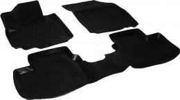 Коврики в салон Suzuki SX 4 (13-) 3D
