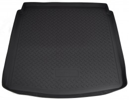 Коврики в багажник Audi A4 (B8:8K) (SD) (2007) Unidec