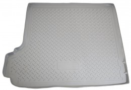 Коврики в багажник BMW X3 (E83) (2006-2010) Серый Unidec
