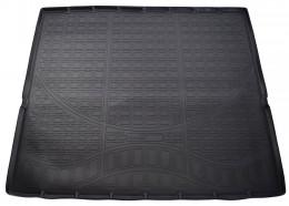 Коврики в багажник Cadillac Escalade (2014) (сложенный 3 ряд) Unidec