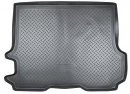Коврики в багажник Chevrolet Trail Blazer (2006-2009) Unidec