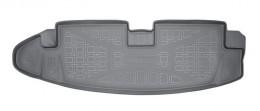 Коврики в багажник Chevrolet Trail Blazer (GM 800) (2012) (7 мест) Unidec