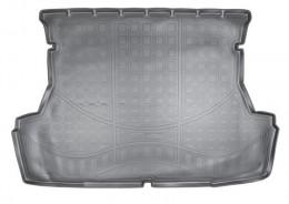 Коврики в багажник Chery Bonus 3 (SD) (2014) Unidec