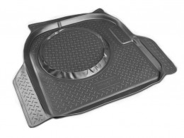 Коврики в багажник Chery Amulet Chery A15 (SD) (2003-2006) Vortex Corda (SD) (2010) Unidec