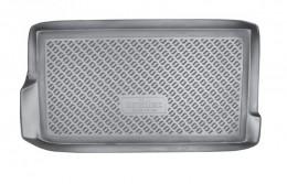 Коврики в багажник Daewoo Matiz (HB) (2005) Unidec