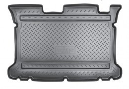 Unidec Коврики в багажник Hyundai Matrix (FC) (2000-2010)