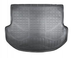 Коврики в багажник Hyundai Santa Fe (DM) (2012) (5 мест) Unidec