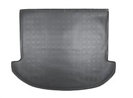 Коврики в багажник Hyundai Santa Fe (DM) (2012) (7 мест) Unidec
