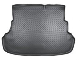 Коврики в багажник Hyundai Solaris (SD) (2010) (для а/м со складывающимися сидениями) Unidec