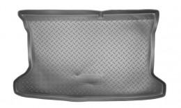 Коврики в багажник Hyundai Solaris (HB) (2011) Unidec