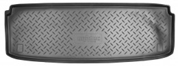 Коврики в багажник Kia Mohave (EN) (2008) (7 мест) Unidec