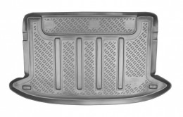 Коврики в багажник Kia Rio (DE) (HB) (2005-2011) Unidec