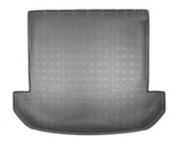 Коврики в багажник Kia Sorento (2015) (7 мест) (сложенный 3 ряд) Unidec