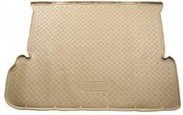 Коврики в багажник Lexus GX 460 (J15) (2010) (7 мест) Бежевый Unidec