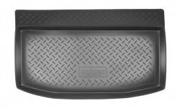 Коврики в багажник Mitsubishi Colt (HB) (2004-2009) Unidec