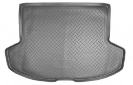 Коврики в багажник Mitsubishi Lancer X (HB) (2007) Unidec