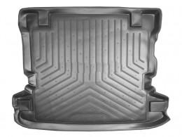 Коврики в багажник Mitsubishi Pajero III (2000-2006) (5 дв) Unidec