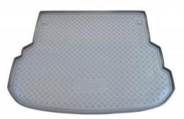 Коврики в багажник Mercedes-Benz GLK (X204) (2008) Серый Unidec