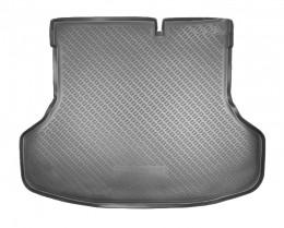 Коврики в багажник Nissan Sentra (B17) (SD) (2014) Unidec