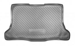 Unidec Коврики в багажник Nissan Tiida (HB) (2007)