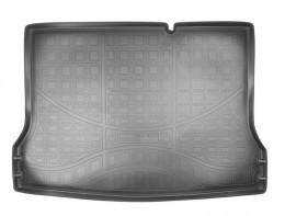 Коврики в багажник Nissan Tiida (C13) (HB) (2015) Unidec