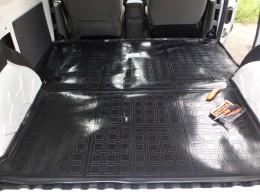 Коврики в багажник Renault Kangoo (2010) (грузовой) Unidec