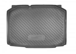 Unidec Коврики в багажник Skoda Fabia (5J2) (HB) (2007)