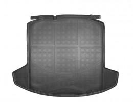 Unidec Коврики в багажник Skoda Rapid (NH) (HB) (2013)
