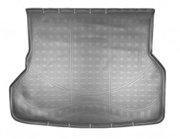 Коврики в багажник Toyota Highlander (A33) (2010-2014) (5 мест) Unidec