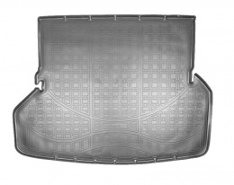 Коврики в багажник Toyota Highlander (A33) (2010-2014) (7 мест) Unidec