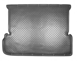 Коврики в багажник Toyota LC-150 Prado (J150) (2010) (7 мест) Unidec