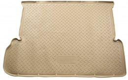 Коврики в багажник Toyota LC-150 Prado (J150) (2010) (7 мест) Бежевый Unidec