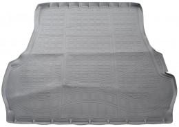 Коврики в багажник Toyota LC-200 (J20A) (2007) (5 мест) Серый Unidec