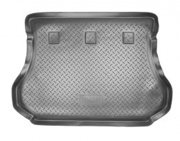 Коврики в багажник TagAZ Jac Rein C190 (2011) Unidec